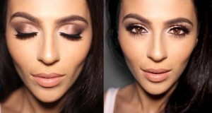 how to make your eyelashes look longer without makeup